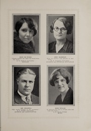 Page 15, 1928 Edition, Angola High School - Key Yearbook (Angola, IN) online yearbook collection