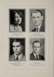 Page 16, 1928 Edition, Angola High School - Key Yearbook (Angola, IN) online yearbook collection