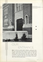 Page 12, 1935 Edition, Angola High School - Key Yearbook (Angola, IN) online yearbook collection