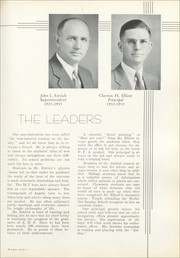 Page 15, 1935 Edition, Angola High School - Key Yearbook (Angola, IN) online yearbook collection