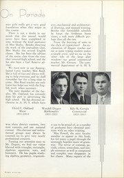 Page 17, 1935 Edition, Angola High School - Key Yearbook (Angola, IN) online yearbook collection