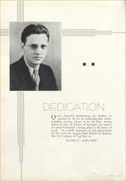 Page 8, 1935 Edition, Angola High School - Key Yearbook (Angola, IN) online yearbook collection