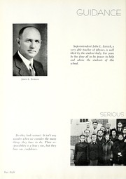 Page 12, 1939 Edition, Angola High School - Key Yearbook (Angola, IN) online yearbook collection