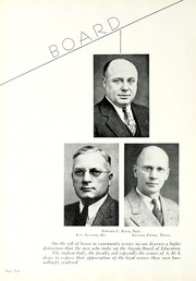 Page 14, 1939 Edition, Angola High School - Key Yearbook (Angola, IN) online yearbook collection
