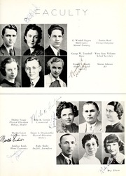Page 15, 1939 Edition, Angola High School - Key Yearbook (Angola, IN) online yearbook collection