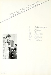 Page 8, 1939 Edition, Angola High School - Key Yearbook (Angola, IN) online yearbook collection