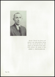 Page 10, 1945 Edition, Angola High School - Key Yearbook (Angola, IN) online yearbook collection