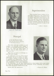 Page 14, 1945 Edition, Angola High School - Key Yearbook (Angola, IN) online yearbook collection