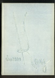Page 1, 1949 Edition, Angola High School - Key Yearbook (Angola, IN) online yearbook collection