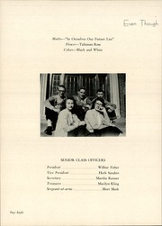 Page 10, 1949 Edition, Angola High School - Key Yearbook (Angola, IN) online yearbook collection
