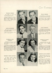 Page 12, 1949 Edition, Angola High School - Key Yearbook (Angola, IN) online yearbook collection