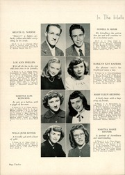 Page 14, 1949 Edition, Angola High School - Key Yearbook (Angola, IN) online yearbook collection