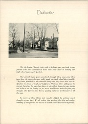 Page 6, 1949 Edition, Angola High School - Key Yearbook (Angola, IN) online yearbook collection
