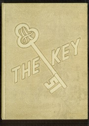 Angola High School - Key Yearbook (Angola, IN) online yearbook collection, 1951 Edition, Page 1