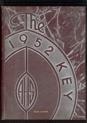 Angola High School - Key Yearbook (Angola, IN) online yearbook collection, 1952 Edition, Page 1