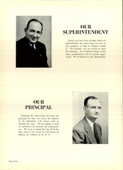 Page 14, 1953 Edition, Angola High School - Key Yearbook (Angola, IN) online yearbook collection