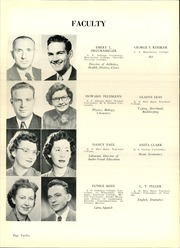 Page 16, 1953 Edition, Angola High School - Key Yearbook (Angola, IN) online yearbook collection