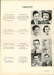 Page 17, 1953 Edition, Angola High School - Key Yearbook (Angola, IN) online yearbook collection