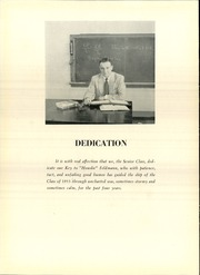 Page 8, 1953 Edition, Angola High School - Key Yearbook (Angola, IN) online yearbook collection