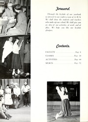 Page 10, 1956 Edition, Angola High School - Key Yearbook (Angola, IN) online yearbook collection