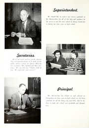 Page 14, 1956 Edition, Angola High School - Key Yearbook (Angola, IN) online yearbook collection