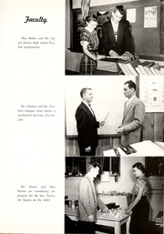 Page 17, 1956 Edition, Angola High School - Key Yearbook (Angola, IN) online yearbook collection