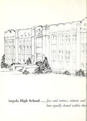 Page 6, 1958 Edition, Angola High School - Key Yearbook (Angola, IN) online yearbook collection