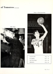 Page 11, 1959 Edition, Angola High School - Key Yearbook (Angola, IN) online yearbook collection