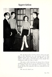 Page 13, 1959 Edition, Angola High School - Key Yearbook (Angola, IN) online yearbook collection