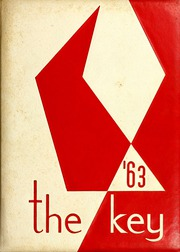 1963 Edition, Angola High School - Key Yearbook (Angola, IN)