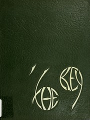 1969 Edition, Angola High School - Key Yearbook (Angola, IN)