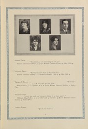 Page 17, 1926 Edition, Dixon High School - Dixonian Yearbook (Dixon, IL) online yearbook collection