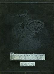 1932 Edition, Dixon High School - Dixonian Yearbook (Dixon, IL)