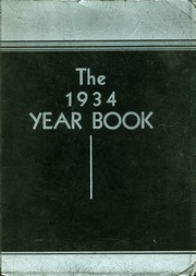 1934 Edition, Dixon High School - Dixonian Yearbook (Dixon, IL)