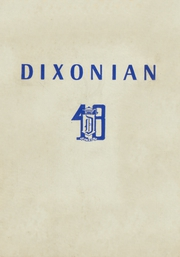 Page 1, 1948 Edition, Dixon High School - Dixonian Yearbook (Dixon, IL) online yearbook collection