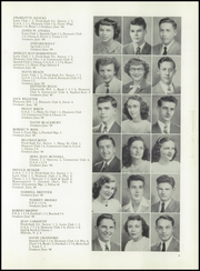 Page 17, 1948 Edition, Dixon High School - Dixonian Yearbook (Dixon, IL) online yearbook collection