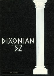 1962 Edition, Dixon High School - Dixonian Yearbook (Dixon, IL)
