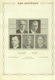 Page 15, 1929 Edition, West High School - Occident Yearbook (Columbus, OH) online yearbook collection