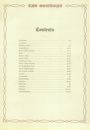 Page 9, 1929 Edition, West High School - Occident Yearbook (Columbus, OH) online yearbook collection