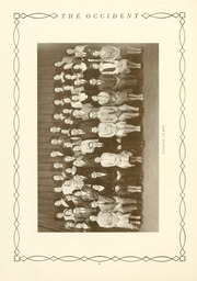 Page 12, 1931 Edition, West High School - Occident Yearbook (Columbus, OH) online yearbook collection