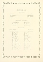 Page 14, 1931 Edition, West High School - Occident Yearbook (Columbus, OH) online yearbook collection
