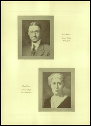 Page 12, 1934 Edition, West High School - Occident Yearbook (Columbus, OH) online yearbook collection