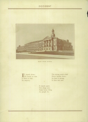 Page 6, 1936 Edition, West High School - Occident Yearbook (Columbus, OH) online yearbook collection