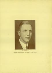 Page 11, 1937 Edition, West High School - Occident Yearbook (Columbus, OH) online yearbook collection