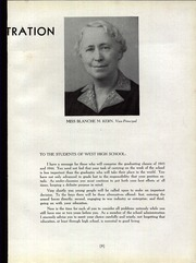 Page 13, 1942 Edition, West High School - Occident Yearbook (Columbus, OH) online yearbook collection