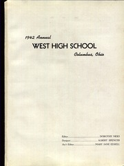 Page 5, 1942 Edition, West High School - Occident Yearbook (Columbus, OH) online yearbook collection