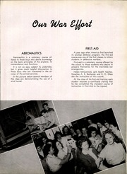 Page 17, 1943 Edition, West High School - Occident Yearbook (Columbus, OH) online yearbook collection