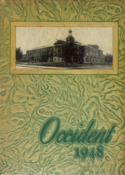 1948 Edition, West High School - Occident Yearbook (Columbus, OH)