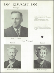 Page 13, 1948 Edition, West High School - Occident Yearbook (Columbus, OH) online yearbook collection