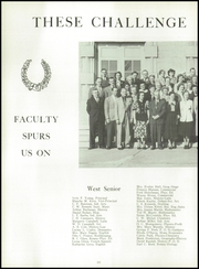 Page 14, 1948 Edition, West High School - Occident Yearbook (Columbus, OH) online yearbook collection